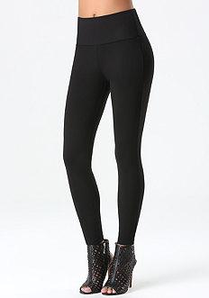 Petite Zip Leggings