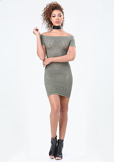 Evelyn Lace Dress