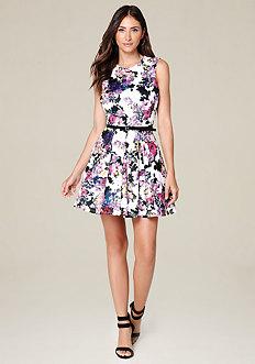 Majesty Fit & Flare Dress