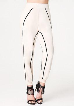bebe Nikki Jogger Pants