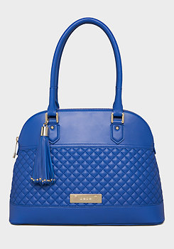 bebe Samia Leather Satchel