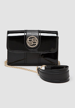 bebe Anabel Crossbody Bag