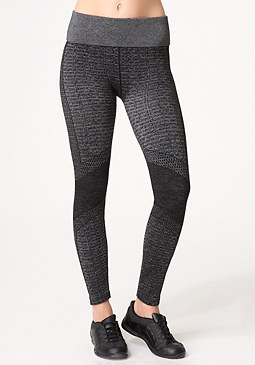 BBSP Print Seamless Leggings at bebe