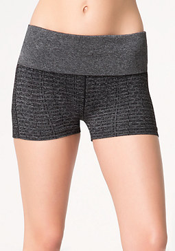 BBSP Print Seamless Shorts at bebe