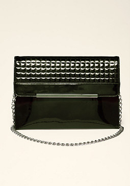 bebe Envelope Clutch