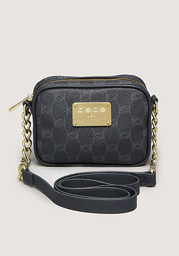 Logan Print Crossbody Bag at bebe