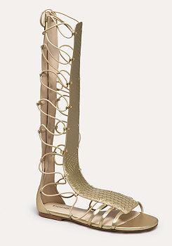 bebe Poleen Gladiator Sandals