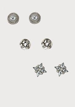 bebe Mix Stud Earring Set