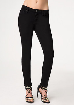 Hourglass Black Jeans at bebe