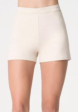 bebe Microsuede Shorts