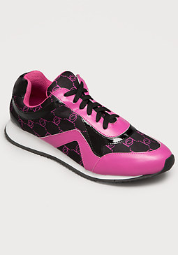 bebe Logo Athletic Sneakers
