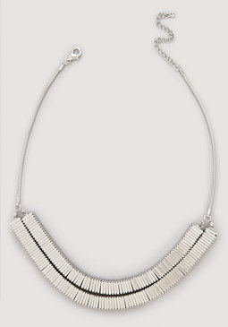Cube Link Necklace at bebe