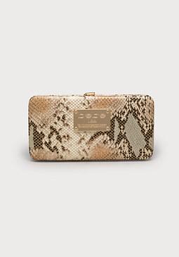 bebe Arden Exotic Wallet