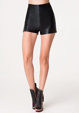 bebe High Waist Shorts