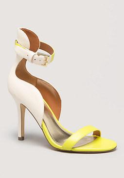 bebe Jannelle Curvy Sandals