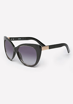 bebe Alyna Cat Eye Sunglasses