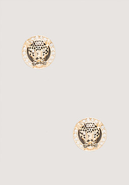 bebe Panther Stud Earrings