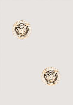 bebe Panther Stud Earrings
