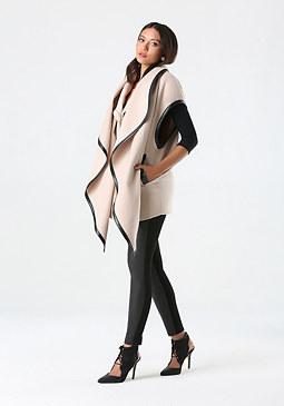 bebe Marielle Cocoon Coat