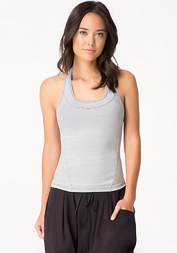bebe Mini Stripe Workout Tank