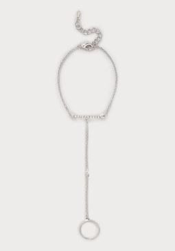 bebe Crystal Hand Jewelry