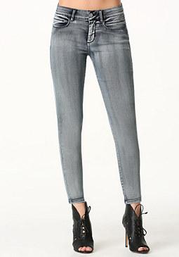 bebe Fauna Skinny Jeans