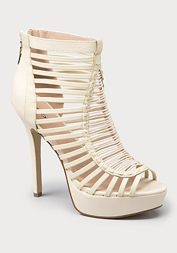 bebe Zoyaa Strappy Sandals
