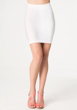 bebe Ottoman Miniskirt