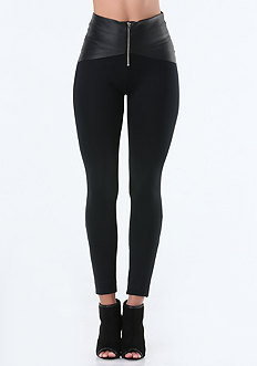 Wrap Waist Leggings