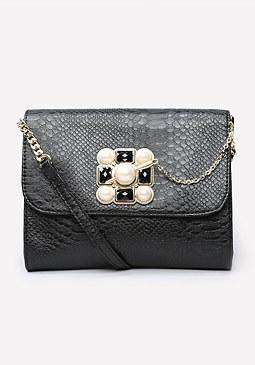 bebe Marjie Crossbody Bag