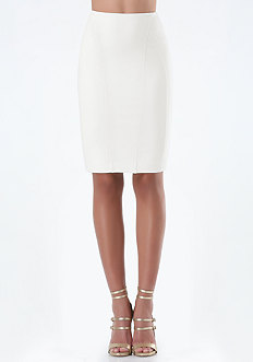 Kirstie Seamed Pencil Skirt
