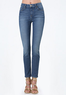 bebe Cambridge Skinny Jeans