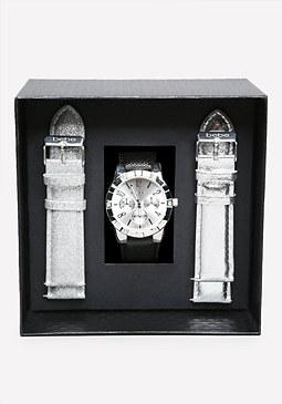 bebe Multi-Wristband Watch