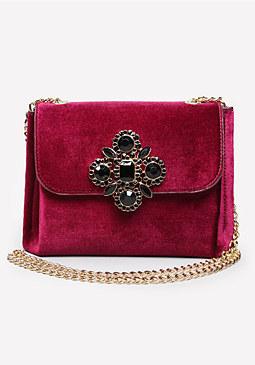 bebe Hepburn Crossbody Bag