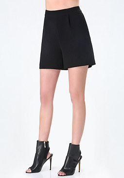bebe Rosie High Waist Shorts