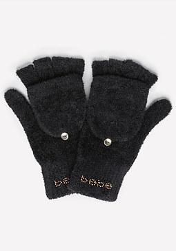 bebe Logo Gloves