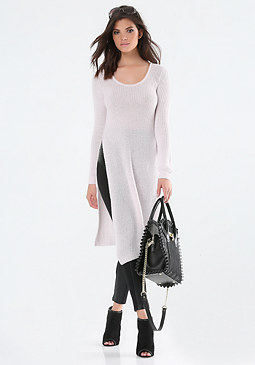 bebe Extreme Sweater Tunic
