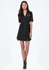 bebe Kendall Shirtdress