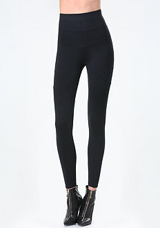 Seamed High Rise Leggings