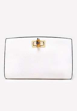 bebe Jocelyn Clutch