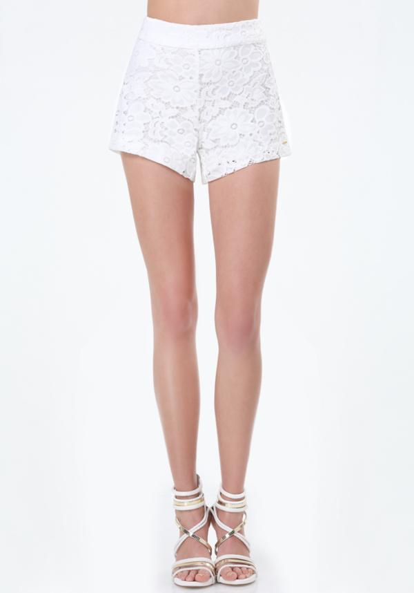 Dana Knit Lace Shorts