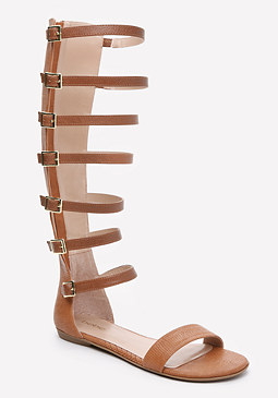bebe Lurina Gladiator Sandals