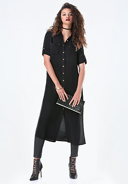 Olivia Maxi Tunic at bebe