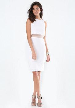 bebe Nala 2-Piece Dress