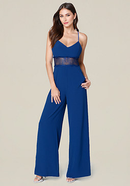 bebe Desiree Jumpsuit