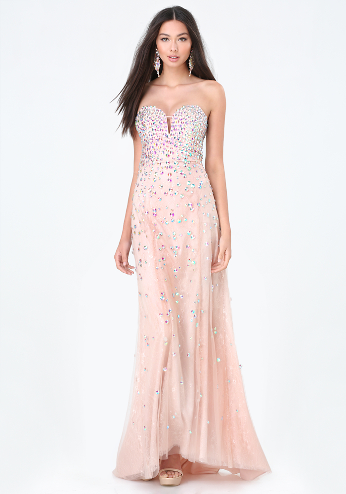 Jeweled Gown