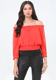 Kate Off Shoulder Top