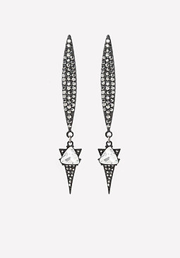 bebe Rocker Glam Earrings