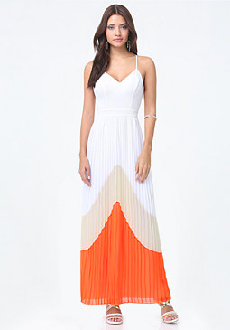 Anastasia Maxi Dress at bebe