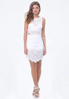 Raya Lace Dress